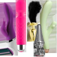 Modern Vibrators & Smart Toys