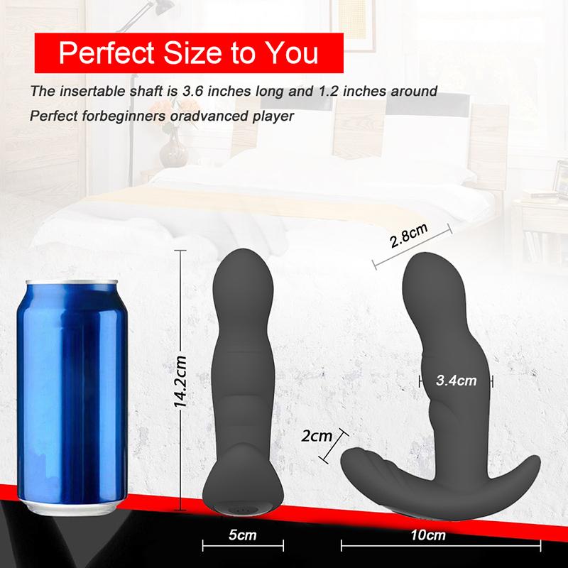 360-Degree-Rotating-Anal-Plug-Vibrator-Silicone-Male-Prostate-Massager-Butt-Plug-Anus-Vibrating-Sex-Toy (2)