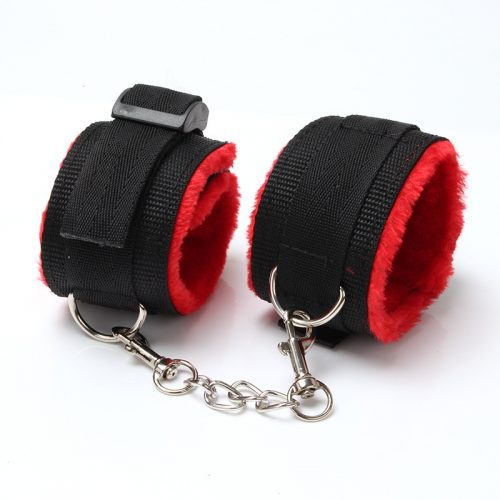 SMLOVE Sex Handcuffs Collar Whip Gag Nipple Clamps BDSM Bondage Rope Erotic Adult Sex Toys For Woman Couples Anal Butt Plug Tail 2