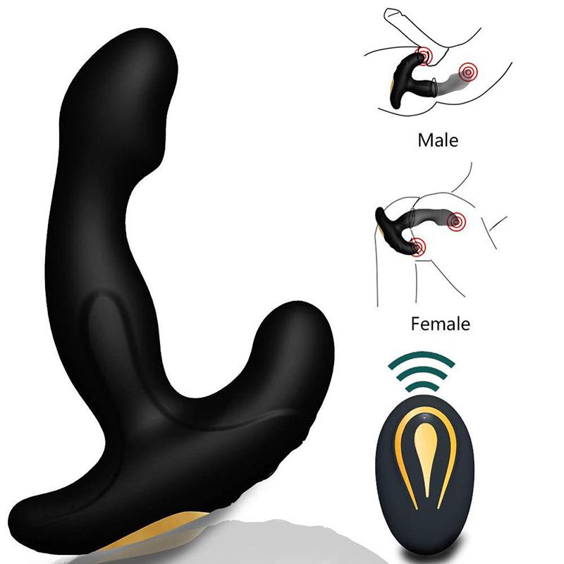 Gay-Sex-Toys-Prostate-Stimulator-Vibrator-Male-Prostata-Massager-Dildo-Anal-Plugs-Silicone-Wireless-Vibrator-Prostate