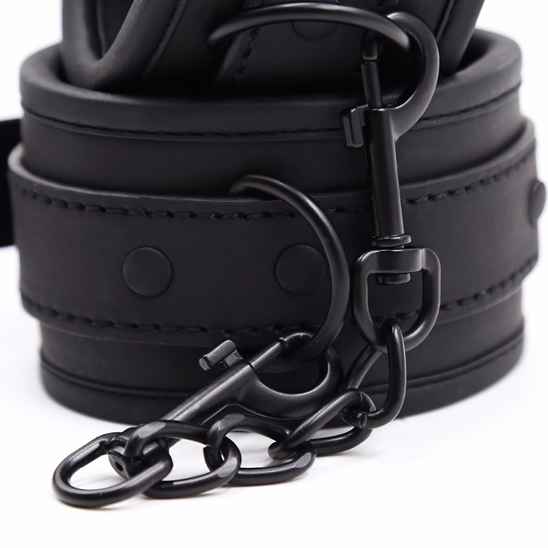 Thierry-PU-Leather-SM-products-Wrist-Cuffs-Ankle-Cuffs-Neck-Collar-Set-BDSM-Bondage-sex-Cosplay (4)